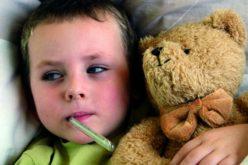 La febbre: in realtà fa più paura alla mamma!
