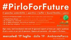 Pirloforfuture @ Ambiente Parco | Brescia | Lombardia | Italia