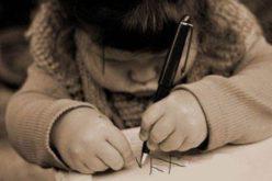 Disgrafia e difficoltà di scrittura: non abbandonare, ma prevenire e recuperare