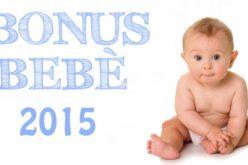 Bonus Bebè !