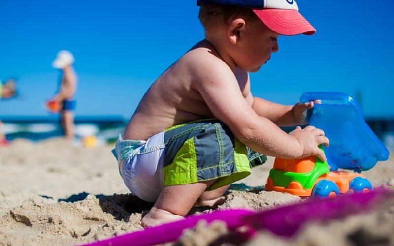 Bandiere verdi = spiagge a misura di bimbi