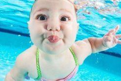 Sicurezza dei bambini in acqua