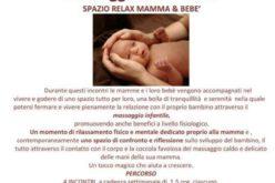 Massaggio neonatale: relax mamma&bebè