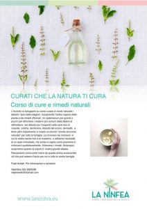 Cure e rimedi naturali @ La Ninfea | Lonato | Lombardia | Italia