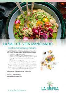La salute vien mangiando! @ La Ninfea | Lonato | Lombardia | Italia