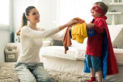 Pulizie in casa: come proteggere il tuo bambino