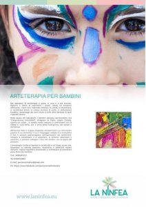 Arteterapia per bambini @ Cetro La Ninfea | Lonato | Lombardia | Italia