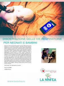 Corso disostruzione vie aeree @ Centro La Ninfea | Lonato | Lombardia | Italia