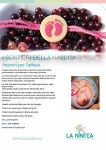 I sentieri della nascita. Incontri per l'attesa @ Centro La Ninfea | Lonato | Lombardia | Italia