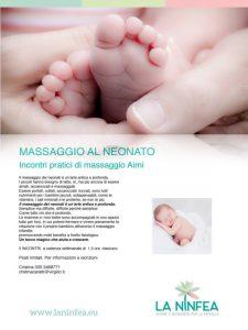 Massaggio neonatale: relax mamma e bambino @ Centro La Ninfea | Lonato | Lombardia | Italia