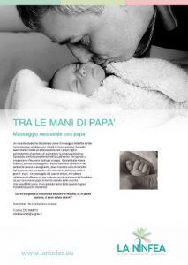 Tra le mani di papà @ Centro La Ninfea | Lonato | Lombardia | Italia