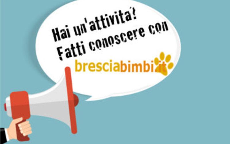 La tua pubblicità su Bresciabimbi.it
