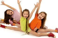 Corsi di Danza Moderna per bambini e ragazzi