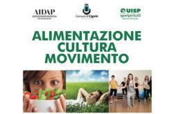 Alimentazione, cultura e movimento