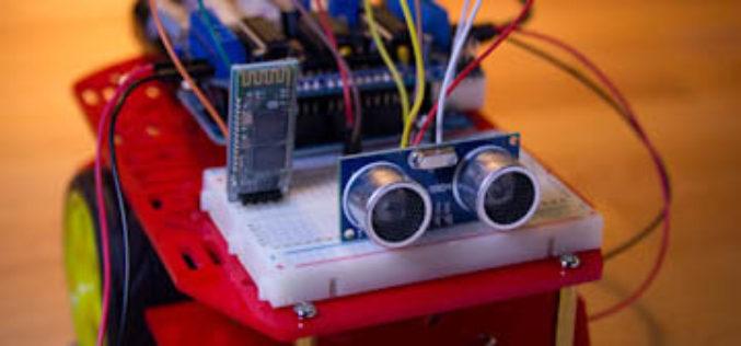 Arduino Robot -novità