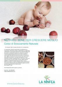 Nutrirsi bene per crescere meglio @ Centro La Ninfea | Lonato | Lombardia | Italia