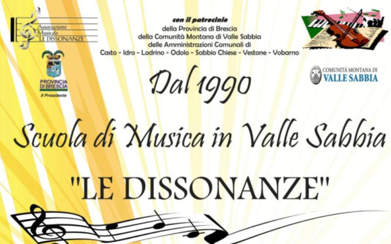 """Scuola di Musica """"Le Dissonanze"""""""