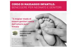 Massaggio infantile: benessere per neonato e genitori