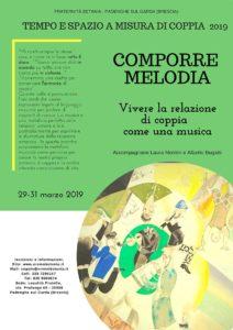 Comporre melodia. Vivere la relazione di coppia come una musica @ Eremo BETANIA | Pratello | Lombardia | Italia