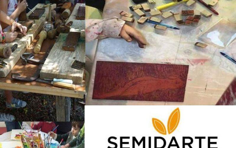 Top Semidarte: laboratori arte e creatività | Bresciabimbi FR47