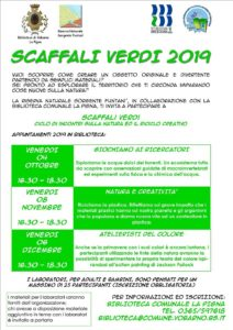 Scaffali Verdi @ Biblioteca Vobarno | Vobarno | Lombardia | Italia