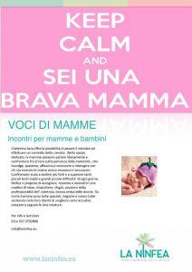 Voci di mamme @ La Ninfea | Lonato | Lombardia | Italia