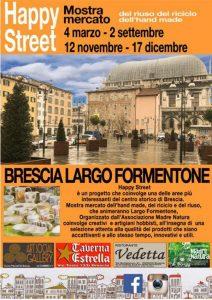 Happy Street @ Largo Formentone Brescia | Brescia | Lombardia | Italia