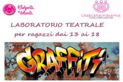 Laboratorio Teatrale per ragazzi dai 13 ai 18 anni