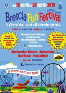 Brescia Fun Festival @ Piazzale Stadio del Rugby  | Brescia | Lombardia | Italia