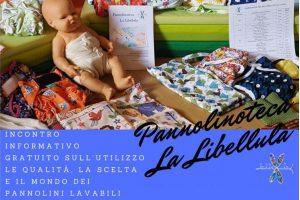 Incontro informativo sui pannolini lavabili @ Spazio La Libellula | Brescia | Lombardia | Italia