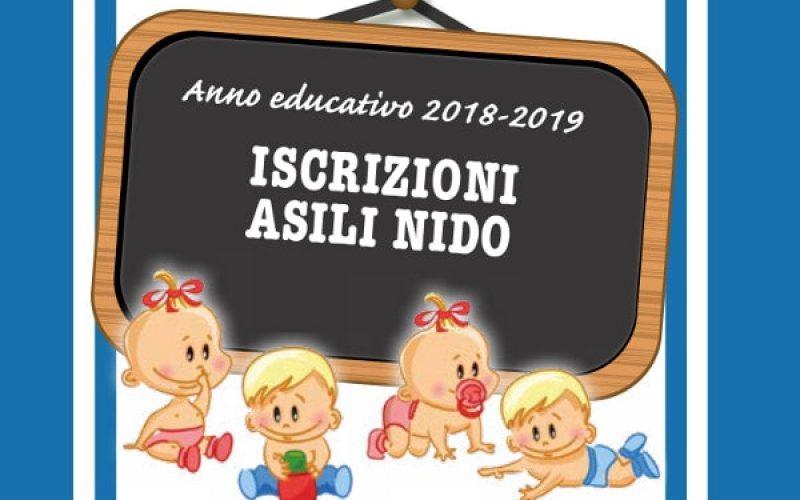 Iscrizione asili nido anno 2018/2019 Comune di Brescia