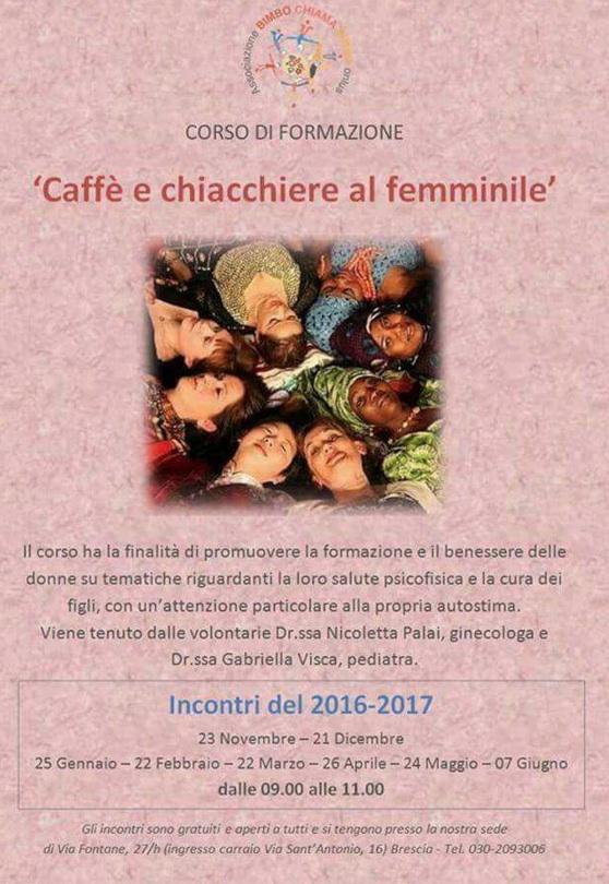 Caffè e chiacchiere al femminile @ Bimbo chiama Bimbo | Brescia | Lombardia | Italia