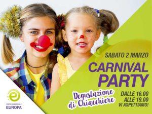 Carnival Party @ centro commerciale Europa | Palazzolo sull'Oglio | Lombardia | Italia