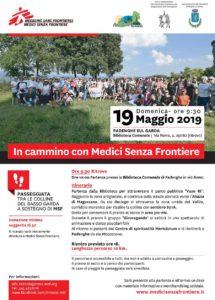 Camminata con Medici senza Frontiere @ partenza biblioteca Padenghe | Padenghe Sul Garda | Lombardia | Italia