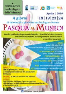Pasqua al Museo @ Museo di Manerba | Solarolo | Lombardia | Italia