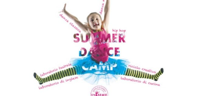 Summer Dance Camp OnStage