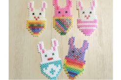 Coniglietti di Pasqua facili e veloci