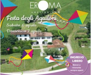 Festa degli aquiloni @ Agriturismo Eroma | Lombardia | Italia