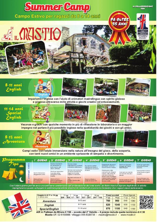 Mastio-summer-camp-2018