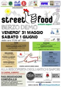 Antichi sapori a Berzo Demo @ Berzo Demo | Manerbio | Lombardia | Italia