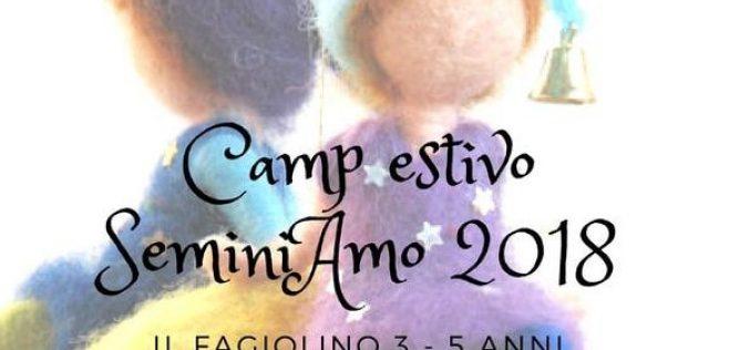 Camp estivo SeminiAmo – Il Fagiolino
