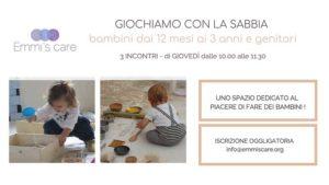 Giochiamo con la sabbia @ Magigioco - centro per la Crescita | Italia