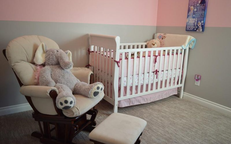 Idee per arredare la nursery