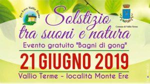 Solstizio d'estate tra suoni e natura @ Vallio Terme | Mu | Lombardia | Italia