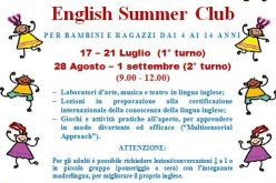 5th English Summer Club