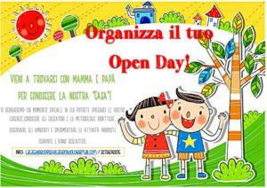 Open day La casa degli Orsetti @ La Case degli Orsetti | Castenedolo | Lombardia | Italia