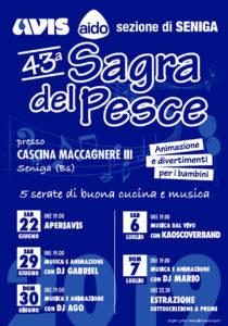 Sagra del Pesce @ Cascina Maccagnere III. | Lombardia | Italia