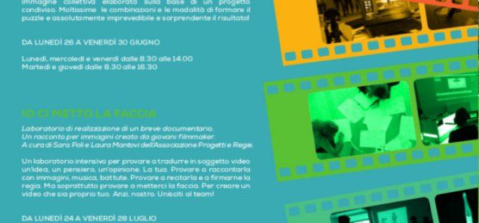 Facciamo il cinema summer camp
