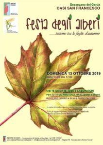 Festa degli alberi @ Oasi San Francesco | Desenzano del Garda | Lombardia | Italia