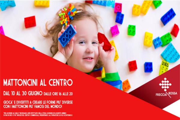 Mattoncini al centro @ Freccia Rossa | Brescia | Lombardia | Italia